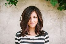 Hair and beauty / Cut, color, styles / by Shelley Traynor