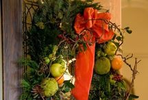 FALL/WINTER WREATH / by Barbara McKinney