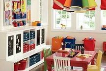Kids Rooms / by Leah H.