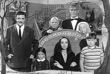 Addams Family: '60s TV / by Little Gothic Horrors