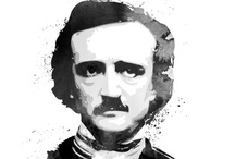 Writers: Edgar Allan Poe / by Little Gothic Horrors