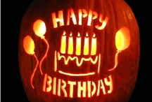 Delightfully Dark Birthdays / by Little Gothic Horrors