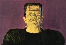 Frankenstein's Monster / by Little Gothic Horrors