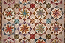 Log Cabin Quilts / Log cabin quilts and variations / by Nancy Atkinson