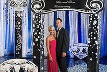 PROM / 2014 DHS Diamonds are Forever Prom / by Monica Van Zee