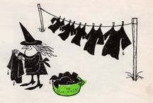 Witches / by Little Gothic Horrors