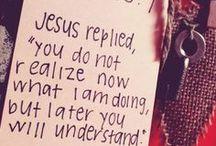 Jesus/books <3<3<3 / by Haley Hudson