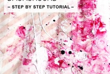 mixed media/ art journal / by Lililali Scrap