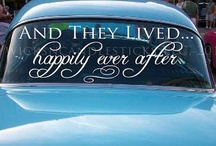 Happily Ever After....... / Inspiration for my wedding / by Shannon Ezell