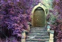 Doors & Gates~ / by Mindy Beer~