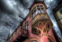 Awesome Buildings ~ 2 / by Mindy Beer~