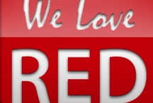 It's got to be Red <3 / by Mindy Beer~