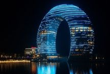 Crazy Looking Buildings~ / Different and Unusual buildings~  / by Mindy Beer~
