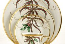 Christmas Dishes~ / Lovely.. / by Karen Liana Carney