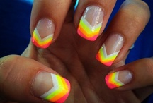 nails DONE! / by Meghan Phillips