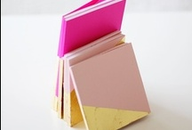 Cool Notebooks. / by Marketing For Breakfast