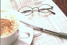 Blogging. / by Marketing For Breakfast