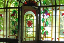 "Front Doors -- the Mouth of Chi / The front door of any environment is hugely important in Feng Shui.  It is the main entrance of nourishing energy coming inside. It must be ""attracting""!! / by Steve Kodad"