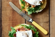 Lunch Inspiration. / by Marketing For Breakfast