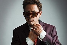 Robert Downey Jr. / Robert John Downey, Jr. is an American actor who made his screen debut at the age of five, appearing in his father Robert Downey, Sr.'s film Pound. He has appeared in roles associated with the Brat Pack, such as Less Than Zero and Weird Science. / by Brittney Willis