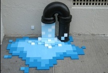 Street Art + Design / by Marketing For Breakfast