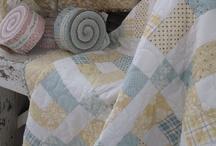 Tissu, tricot etc / by Cookingmymy (Audrey)