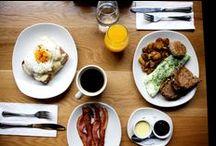 breakfasting / by Sydney Davis