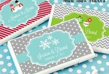 Christmas Party / Christmas and Holiday party ideas / by Accent the Party