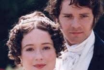 Jane Austen / Jane Austen an inspiration. / by Tammy Vander Donk