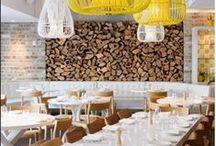 { Restaurants } / by Marie Gyllstrom