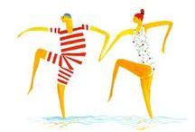 { Illustration Ideas } / by Marie Gyllstrom