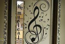 Education-Music / by Bobbie Lockett