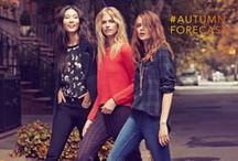 Utility Chic / Pretty, practical and preppy, it's time to fall in love with Utility Chic. / by New Look