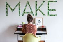 Cut 'N Paste {Crafts} / by Miss Molly