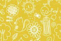 yellow / by Heidi Robbins