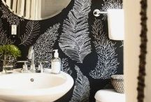 home >> bathroom / by helge bargenze