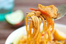 Noodles Recipes / by Bee, Rasa Malaysia