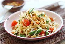 Salad Recipes / by Bee | RasaMalaysia.com