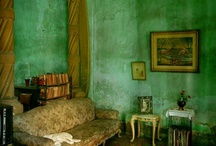 Blues and Greens / by Susan Green