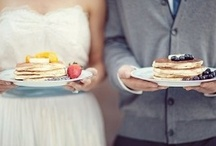 Breakfast Wedding Reception Ideas / great ideas for a breakfast wedding reception / by Mill Crest Vintage Clothing Boutique