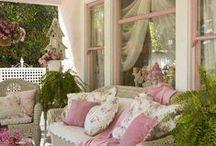 Porches and patios / by Teresa Pereira