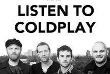 Coldplay / by Teresa Pereira