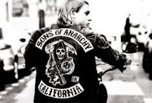 Sons Of Anarchy / Jax Teller-SOA / by Jessica Scott
