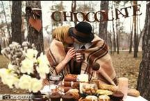 Vintage Chocolate Wedding Ideas / Yummy Chocolate themed weddings with a vintage flavor. / by Mill Crest Vintage Clothing Boutique