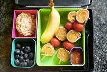 Healthy Snack and Lunch Ideas for Kids / Get some great healthy snack and school lunch ideas for your kids! / by Oshman Family JCC