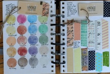 Art Journals 2 / by Amy Barstow