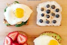 Breakfast / by Teigan Benson