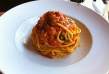 Pasta / Delicious looking pasta dishes / by Fred Bollaci
