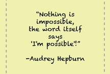 Quotes / by Amy Scheve