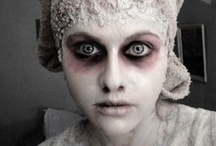 Haunt Make up / by Amy Scheve